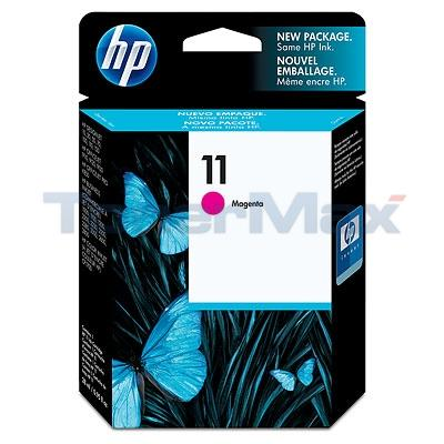 HP 11 INK CARTRIDGE MAGENTA (NO BOX)